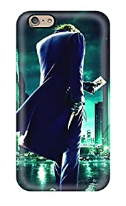 Defender Case For Iphone 6, Joker On The Street Pattern by ruishername