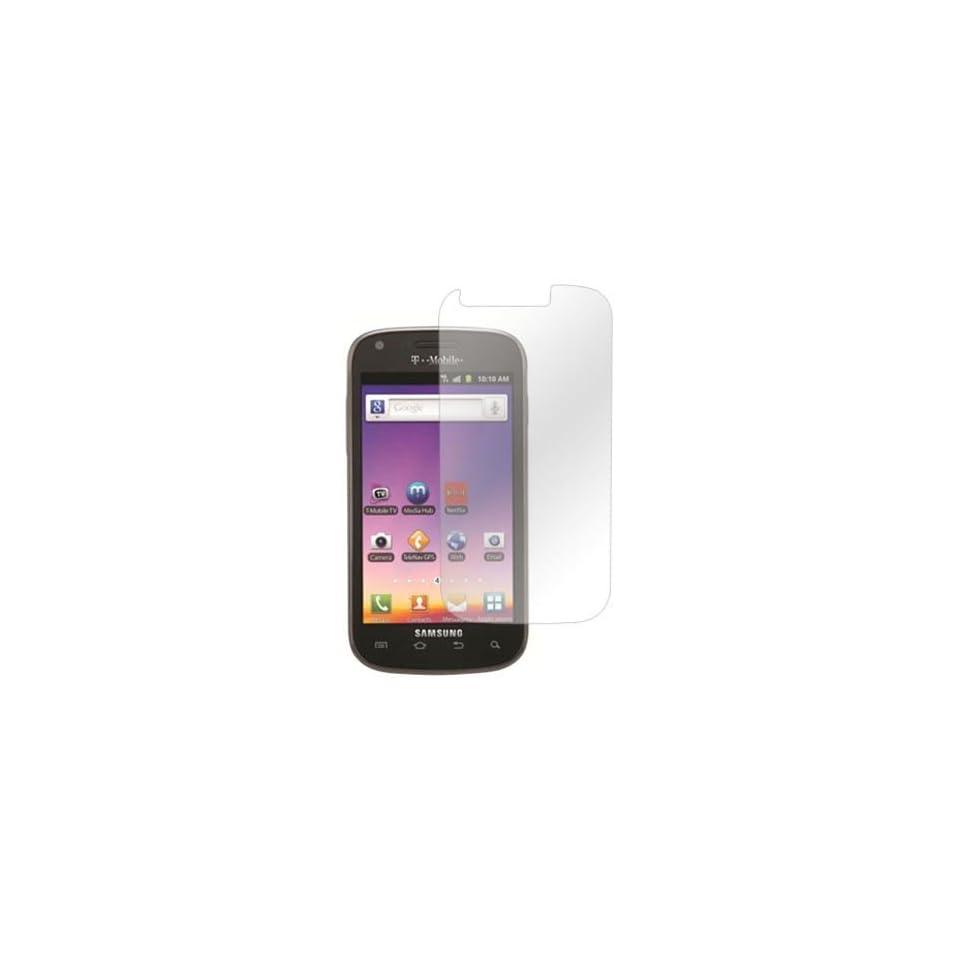 For Samsung Galaxy S Blaze 4G Anti Glare LCD Screen Protector Cover Guard Kit Film