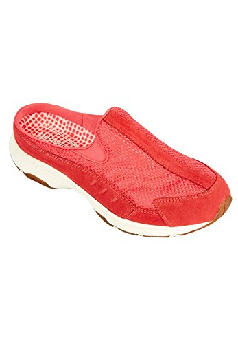 Red Clog Coral Traveltime Women's Easy Spirit q7wz04zI