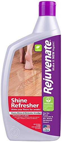 Charming Rejuvenate Shine Refresher And Protection Cleans And Shines Newer Wood,  Laminate, Linoleum, Vinyl