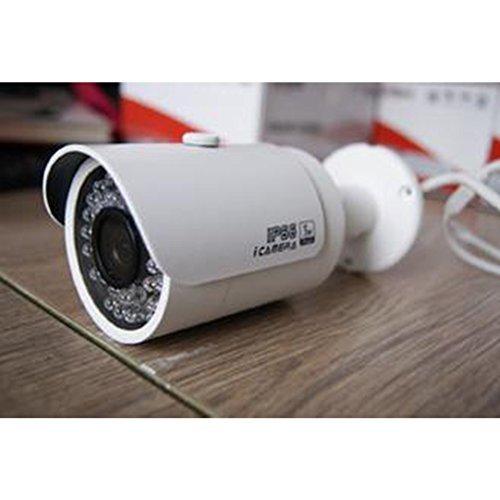 Dahua IPC-HFW1320S 3MP HD Network Mini IR Bullet Security IP Camera 3.6 mm Lens English Version by Dahua