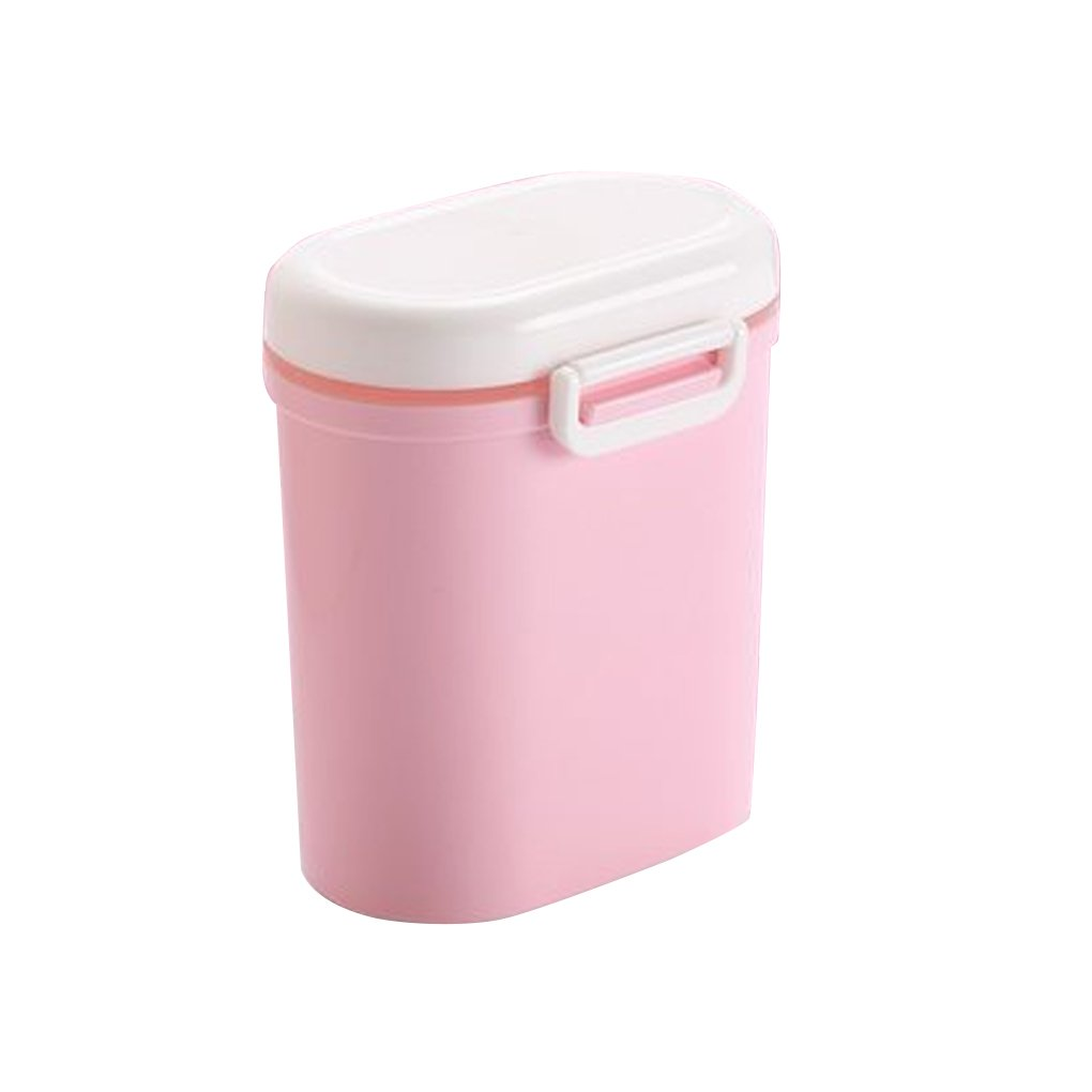 Baby Milk Powder Container Portable Formula Food Storage Dispenser Infant Sealed Baby Milk Box Harmily