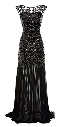 Long Gatsby Dress Amazon Com
