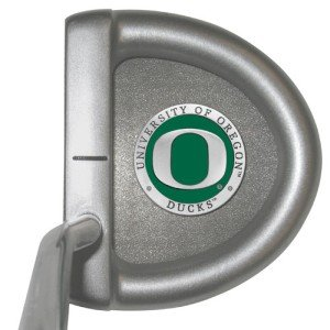 Oregon Ducks Putter by Heritage Pewter