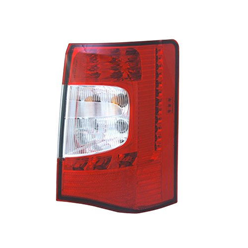 TYC 11-6435-00-1 Chrysler Town & Country Right Replacement Tail Lamp - Chrysler Town & Country Tail