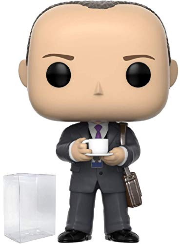 Funko Pop! Television: Veep - Gary Walsh Vinyl Figure (Bundled with Pop Box Protector Case)