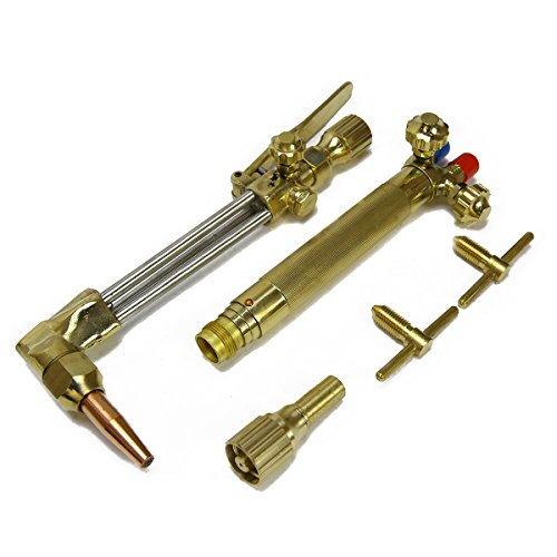 XtremepowerUS''Harris'' Type Oxy Acetylene Welding Cutting Torch Kit by XtremepowerUS (Image #4)