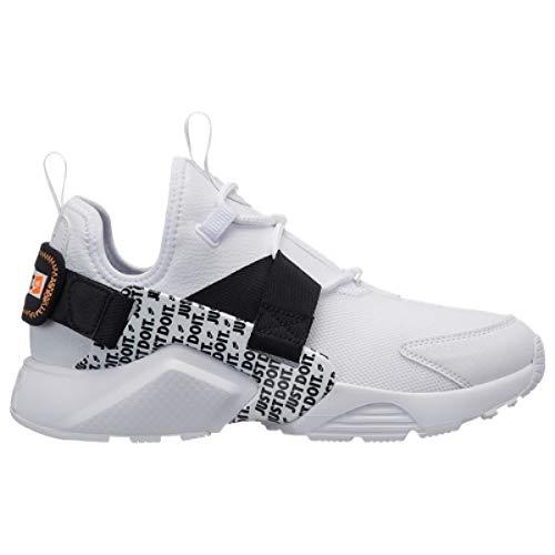 シルエット邪悪な少数(ナイキ) Nike レディース ランニング?ウォーキング シューズ?靴 Air Huarache City Low [並行輸入品]