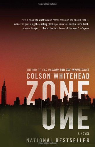 Zone One (2011) (Book) written by Colson Whitehead