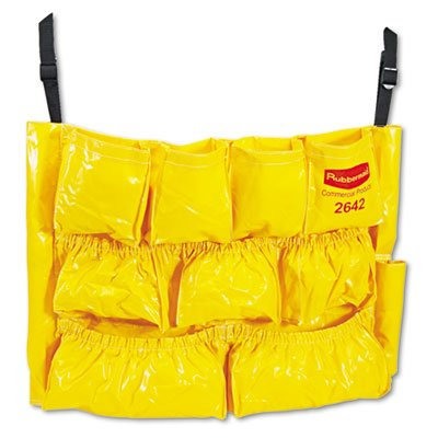 RCP264200YW - Rubbermaid-Yellow Brute Caddy Bag by Rubbermaid (Image #1)