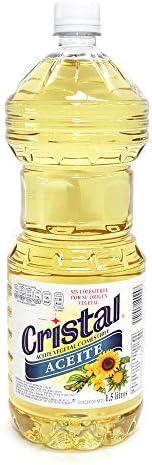 Cristal Aceite Vegetal, 1.5 litros