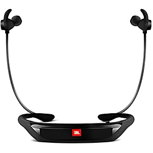 JBL Reflect Response In-Ear Bluetooth Sport Headphones, Black