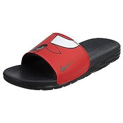 Nike Benassi Solarsoft Nba Mens Style: 917551-600 Size: 10 M Us