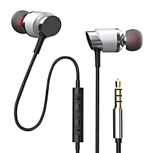 Florid Bass Machine 786 in-Ear Wired Earphones with Mic and Volume Control | Extra Bass & HD Sound | 1.3 Meters Length…