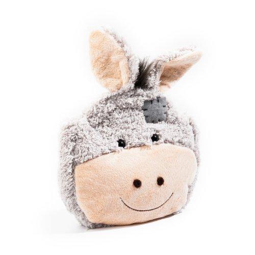 Grünspecht 173-V2 Mein kleiner Wärmefreund Esel, Kirschkernkissen