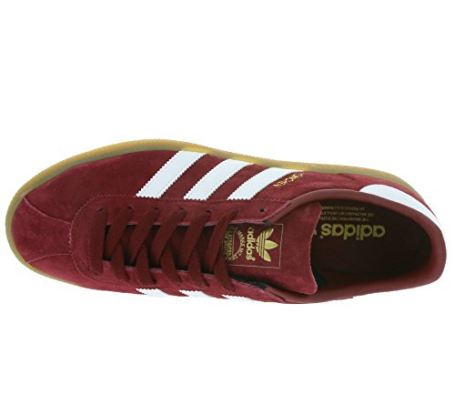 Adidas Munchen Herren Sneaker Dunkel Rot