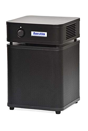 Austin Air A200B1 HealthMate Junior Air Purifier, Black