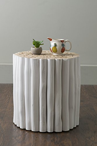 Wood Accent End Table - 9