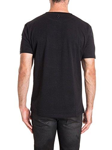 Marcelo Burlon T-Shirt Uomo CMAA18F170010051088 Cotone Nero
