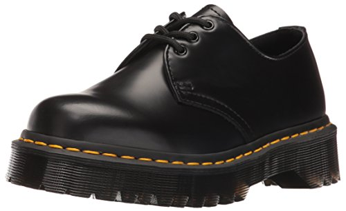 Adulto Dr Bex Unisex Smooth Martens Black Zapatos 1461 xr4qEwYX8q