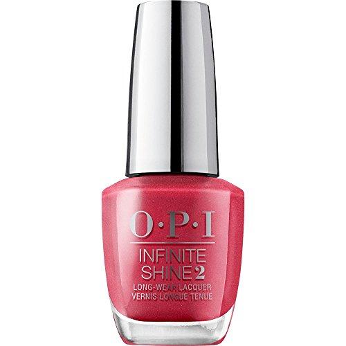 OPI Infinite Shine, Señorita Rose-alita, 0.5 Fl Oz