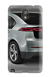 Hot Design Premium Tpu Case Cover Galaxy Note 3 Protection Case(chevy Volt)