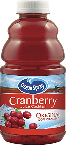 (Ocean Spray Cranberry Juice Cocktail Mixer Bottle, 32-Ounce Bottles (Pack of 12))