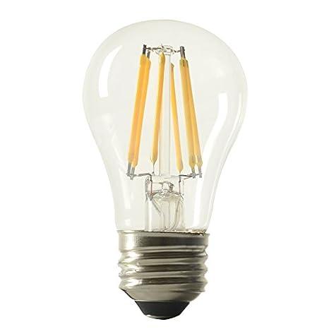 kichler 60w equivalent 5w dimmable a15 vintage led decorative light