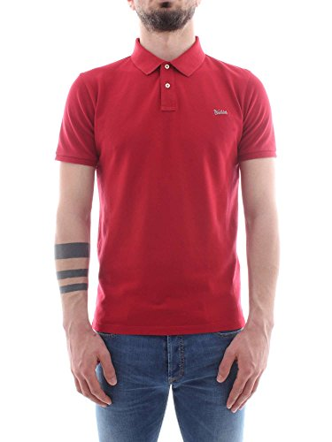 2xl Polo Wopol0506 Red Woolrich Scooter Uomo qZOXwZxA