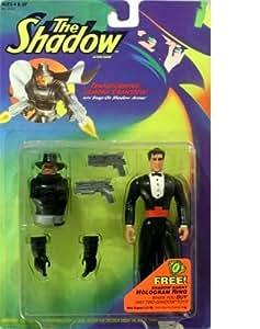 The Shadow Transforming Lamont Cranston Action Figure