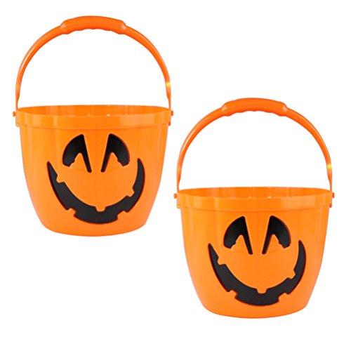 Mobestech LED Halloween Lantern Pumpkin Jack Lantern LED