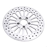 Motorcycle Front Disc Disk Brake Rotor For Harley Touring Softail Dyna Sportster