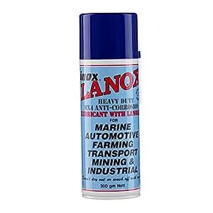 LANOX MX4 Heavy Duty Anti-Corrosion Lubricant w/LANOLIN