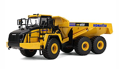 Price comparison product image Komatsu HM400-5 Articulated Dump Truck 1 / 50 by First Gear 50-3347