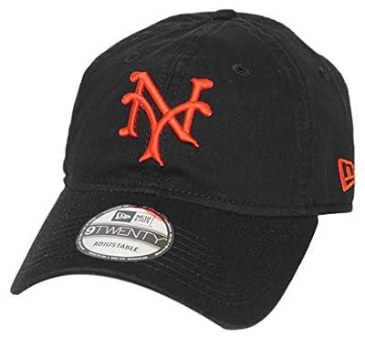 New York Giants New Era MLB 9Twenty Cooperstown Adjustable Hat by New Era