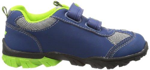 Lico Blackjack V - Caña baja de material sintético niño azul - Blau (blau/lemon)