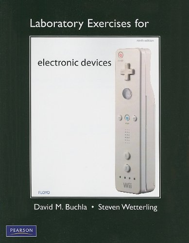 Laboratory Exercises for Electronic Devices