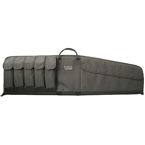 Blackhawk Sportster Tactical Rifle Case (42.5-Inch Long, Black) (Blackhawk Gun Rug Pistol Pouch)
