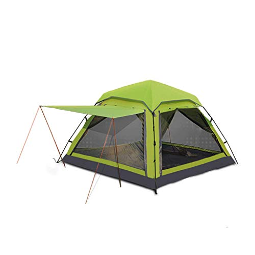 (ZL-Tents 4-6 Person Tent Waterproof, Moisture Proof, pest Control Outdoor)