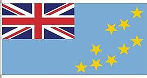 Bandera de la bandera de Tuvalu–100x 150cm