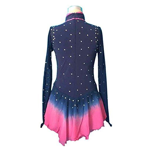 Mujer Diseño Anatómico Sobre Rápido Xxxl Hielo Sudor Secado Vestido Chica Elástico Reductor De Del Patinaje Xinyuanjiafang Artístico qvFx4PHFwI