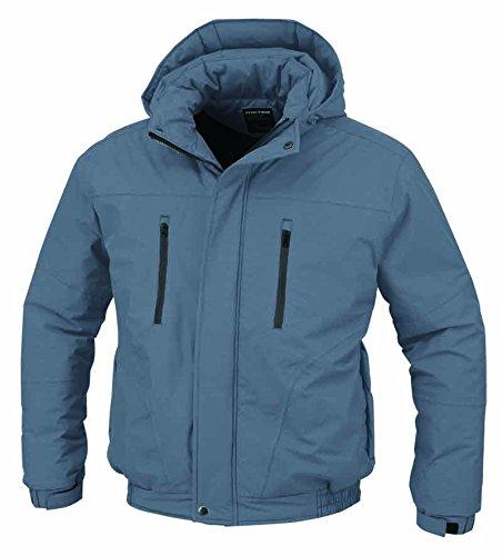 CO-COS コーコス 秋冬用 防水防寒ブルゾン 8310 1ネイビー 4L B01536L2F2 4L|ネイビー ネイビー 4L