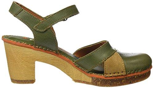 Amsterdam Chaussures Kakis D'art Pour L'été Pour Les Femmes ovKu49