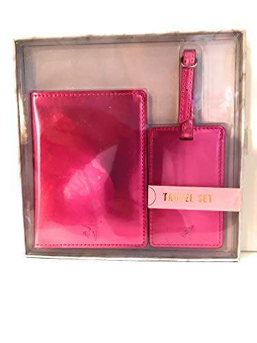 - EPC Travel set passport cover and luggage tag