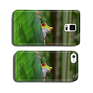 red eyed green tree frog, corcovado, costa rica cell phone cover case iPhone6