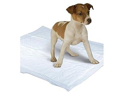 Alfombrillas Compresas Higiénicas para Perros Traversa perro animales pañales Cachorros tamaño 90 x 60 cm
