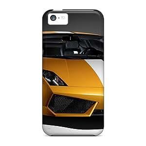 XiFu*MeiQuality Mycase88 Cases Covers With Lamborghini Gallardo Lp550 Nice Appearance Compatible With iphone 6 plua 5.5 inchXiFu*Mei