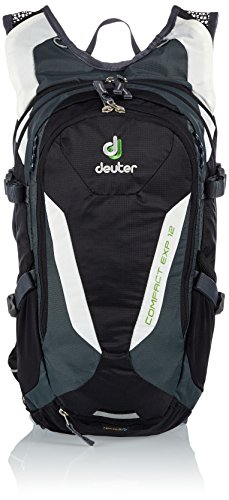 Deuter Compact EXP 12 w/ 3L Res. Hydration Pack (Black/Granite)