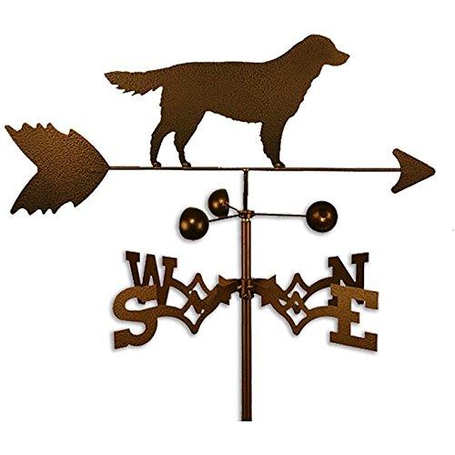 GOLDEN RETRIEVER Dog Weathervane SWEN Products