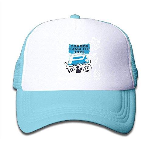Azul Jgqeo de para Unique Béisbol Gorra Skyblue Hombre Azul Taille BABqY